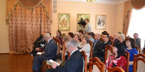 Открытие Тукаевских чтений в Литературном музее Г. Тукая
